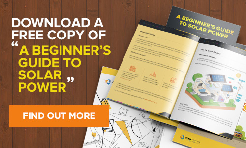 Get a Free Copy of Our Solar Guide