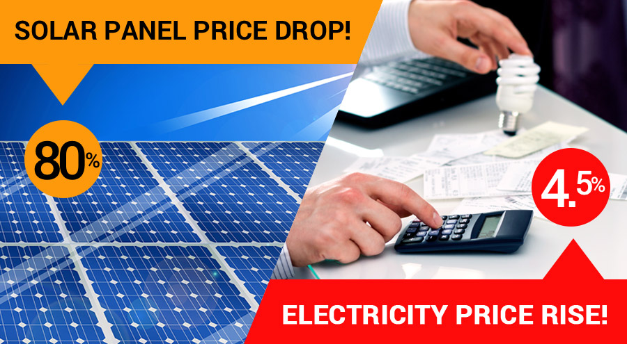 electricity rate rise 4.5%