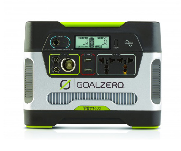 GoalZero Battery