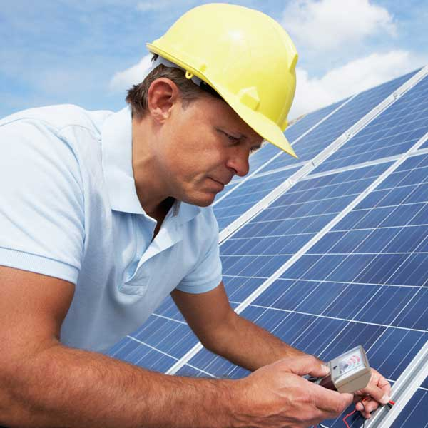 Accredited Solar Panel Installers