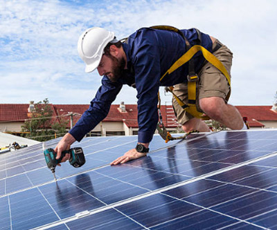 Accredited Solar PV Installer