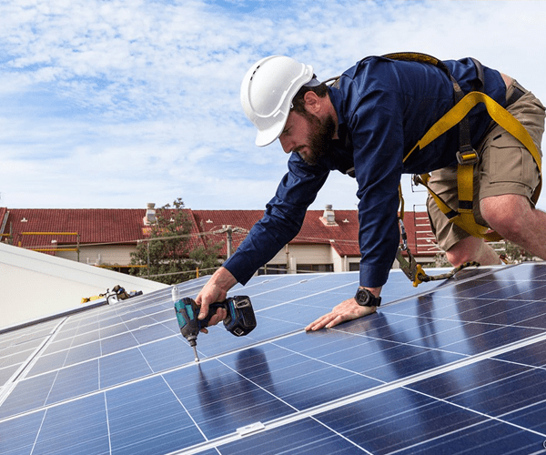 Accredited Solar PV Installers