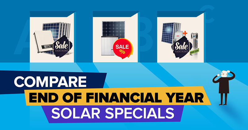 Solar Special Year End Promo