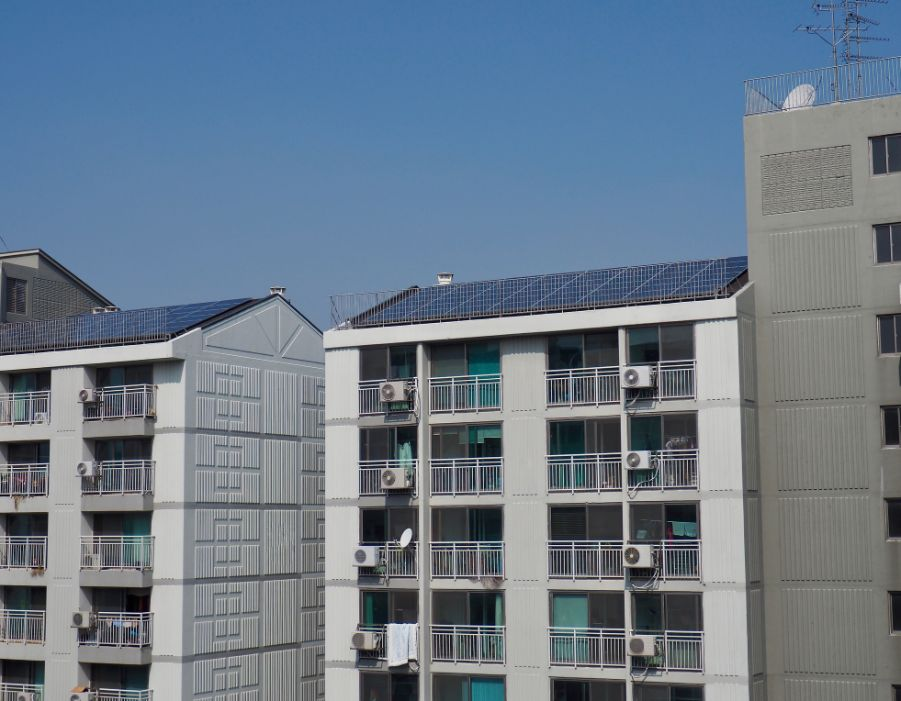 Apartment Solar Panels