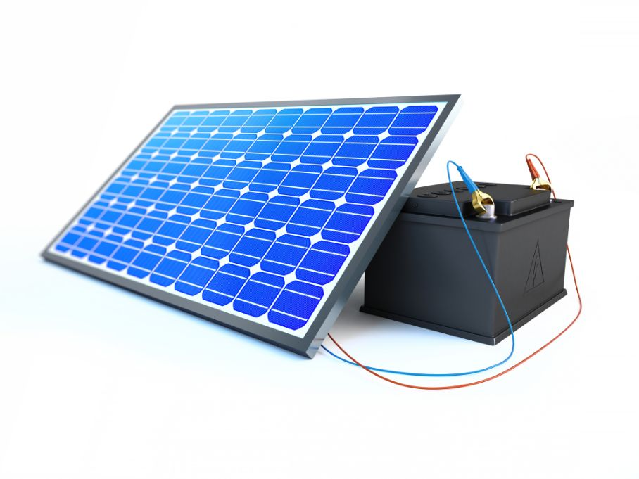 Solar Thermal Battery