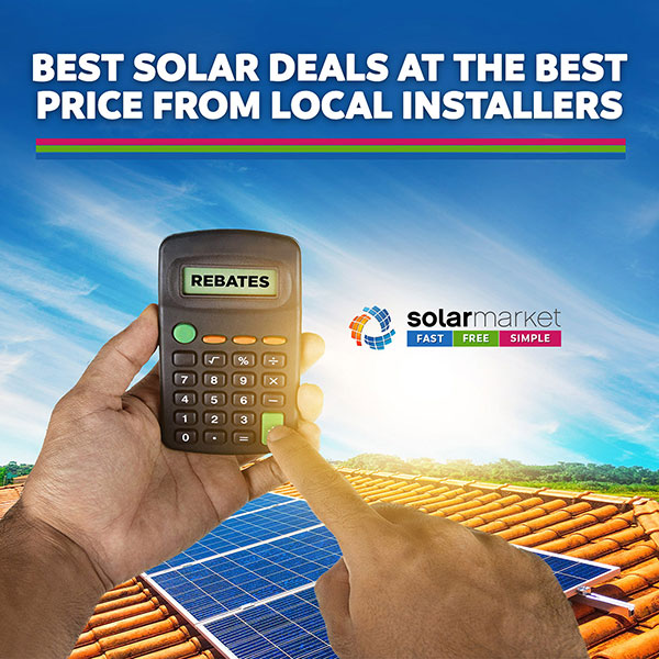 Best Solar Deals At The Best Price From Local Installers