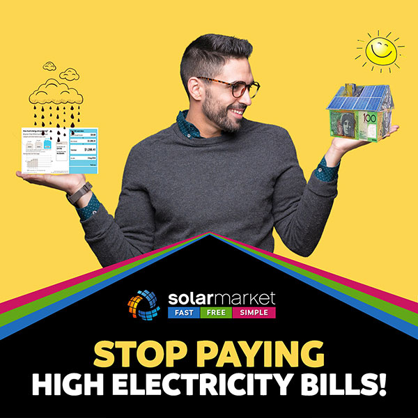 Stop Paying High Electricity Bills