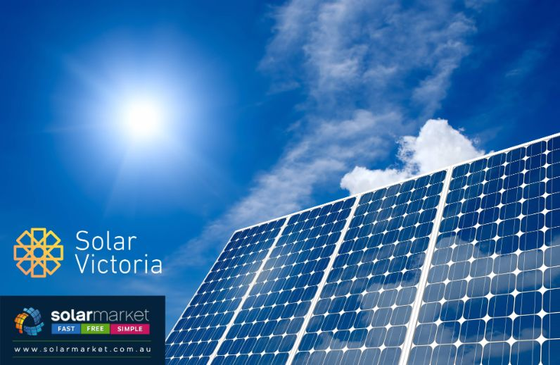 Solar Victoria Panel Rebate Decreasing To 1 888 Solar