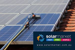 Solar Panel Cleaning and Care