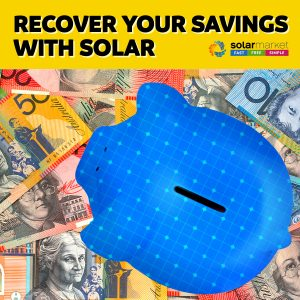 recover your savings with solar