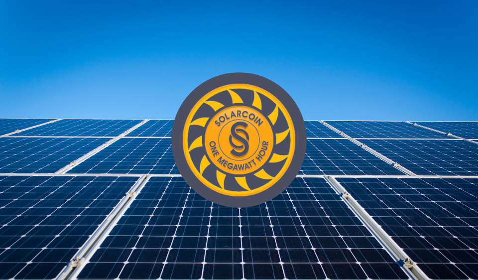 SolarCoin with Panels | SolarCoin Blog